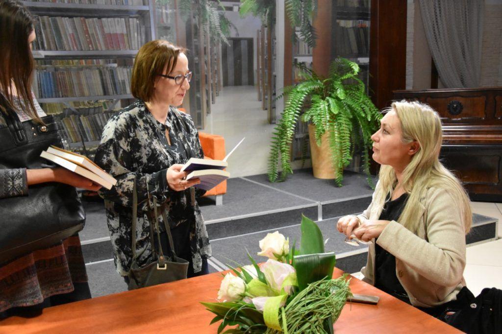 foto: Spotkanie z Joanną Godecką w MBP - 19 1024x682