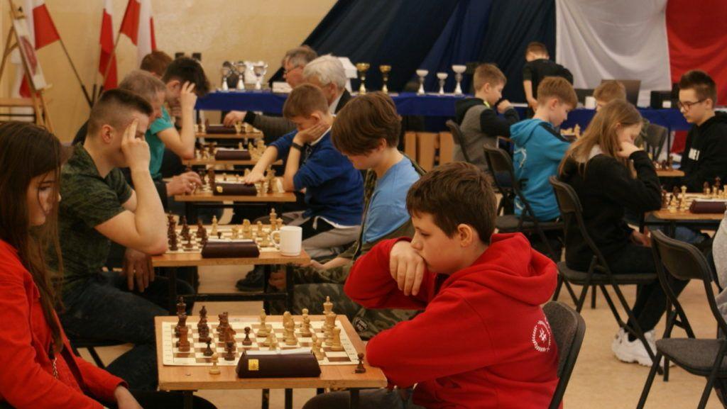 foto: VI Turniej Szachowy Pamięci Żołnierzy Niezłomnych - DSC00096 1024x577