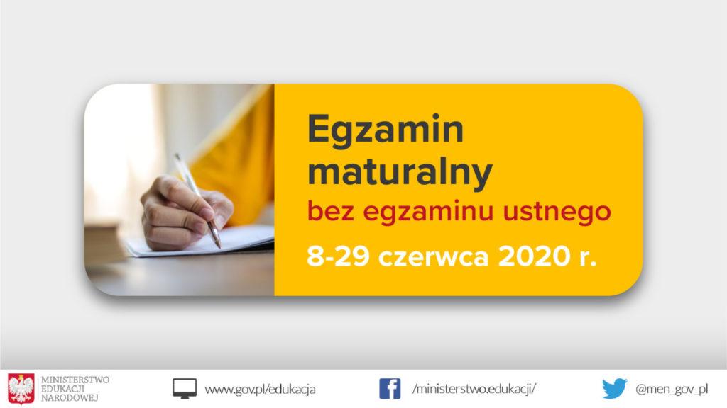 foto: Harmonogram egzaminów ósmoklasisty, maturalnego i zawodowego - 965f74ad a232 4ca4 b0e0 bfb3e431a671 1024x576