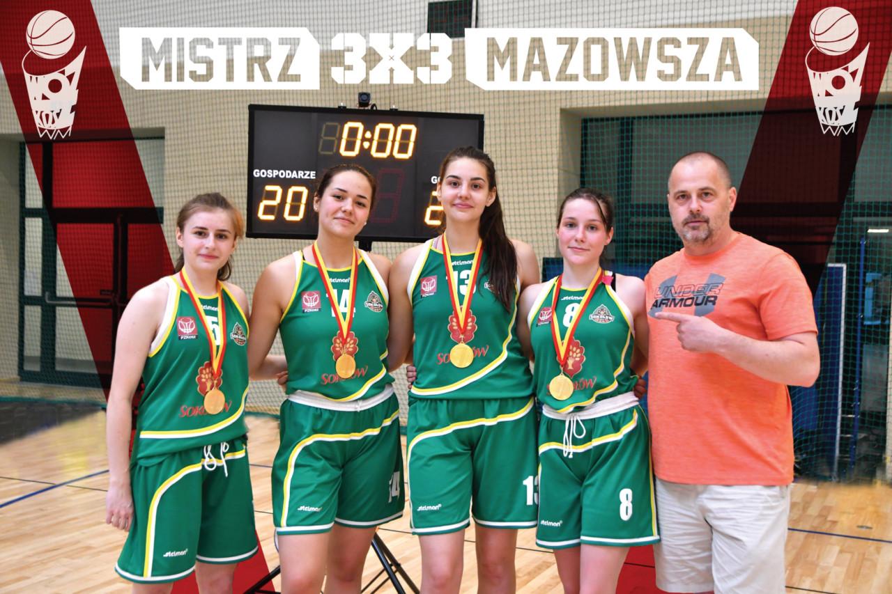 Mistrzynie Mazowsza 3x3 17 2020