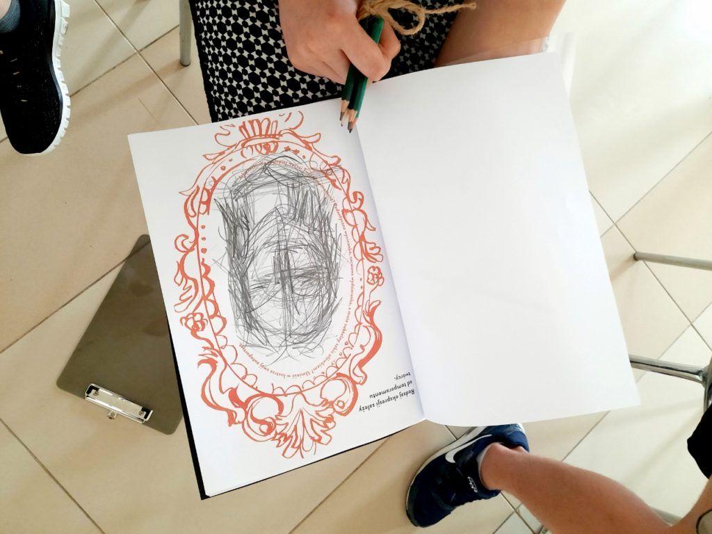 foto: Letni kurs rysunku w SOK - 14 3 1024x768