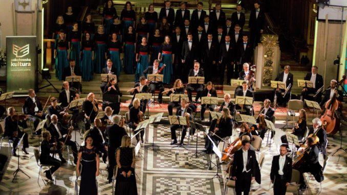 Wielki koncert w Sokołowie