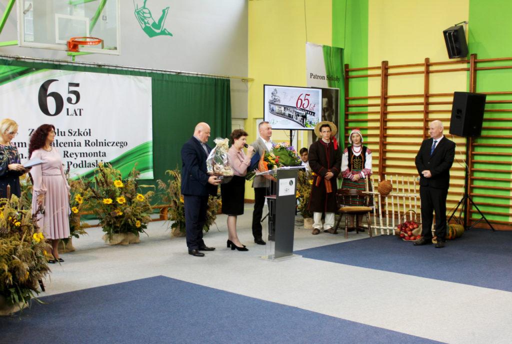 foto: Jubileusz 65-lecia Zespołu Szkół Centrum Kształcenia Rolniczego im. Władysława Reymonta w Sokołowie Podlaskim - IMG 1538 1024x687