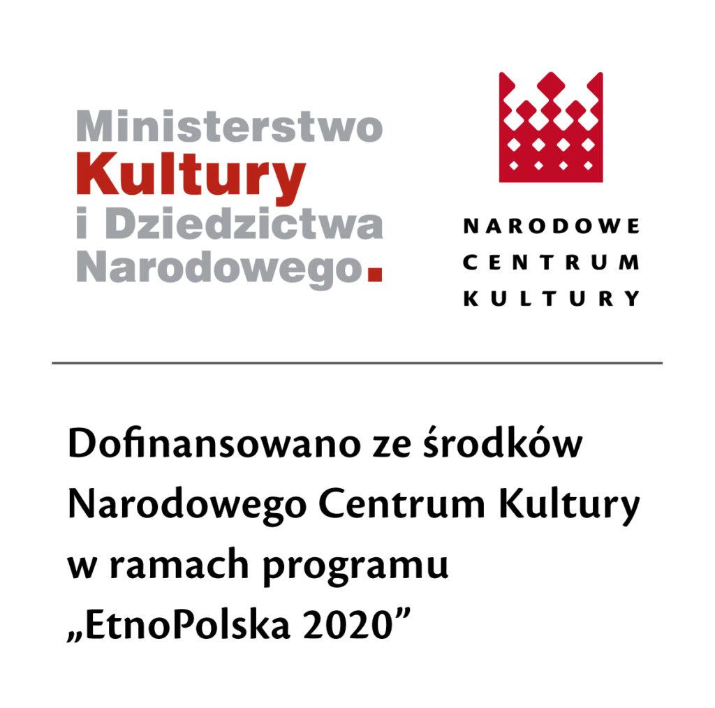 """foto: """"EtnoPolska 2020"""" - 2020 NCK dofinans etnopolska rgb PION 1024x1014"""