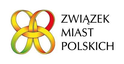 foto: logo Związku Miast Polskich - zmp logo