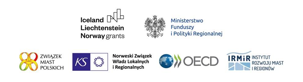 logotypy partnerów projektu