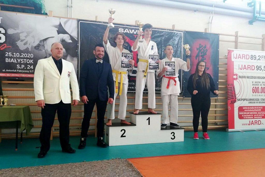 foto: Sukcesy naszych karateków - Bialystok4 1 1024x683
