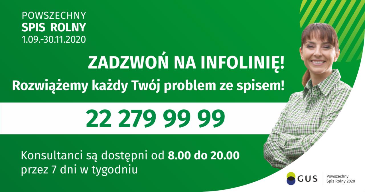 Zadzwoń na Infolinię