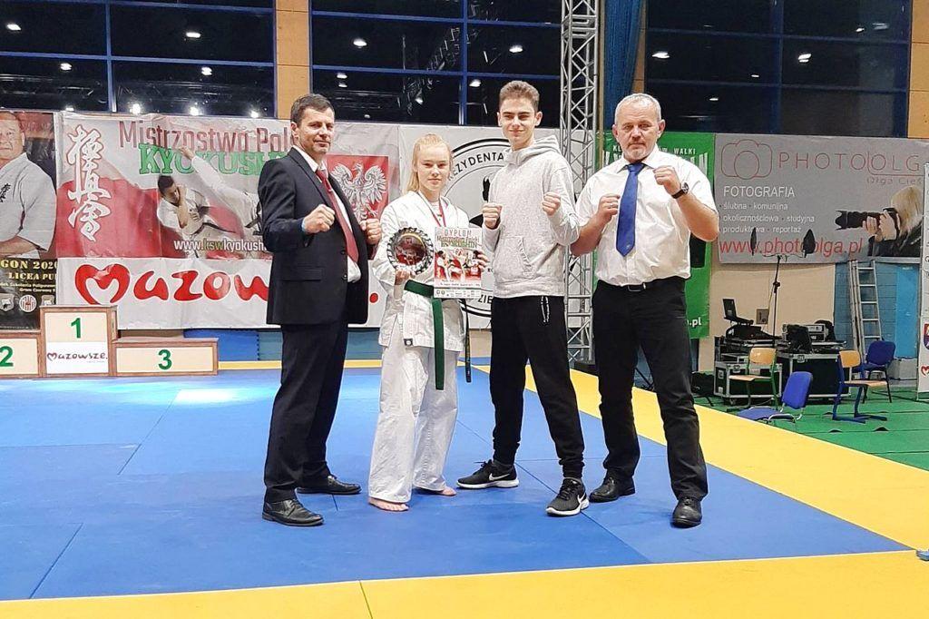 foto: Sukcesy naszych karateków - 2 1024x682