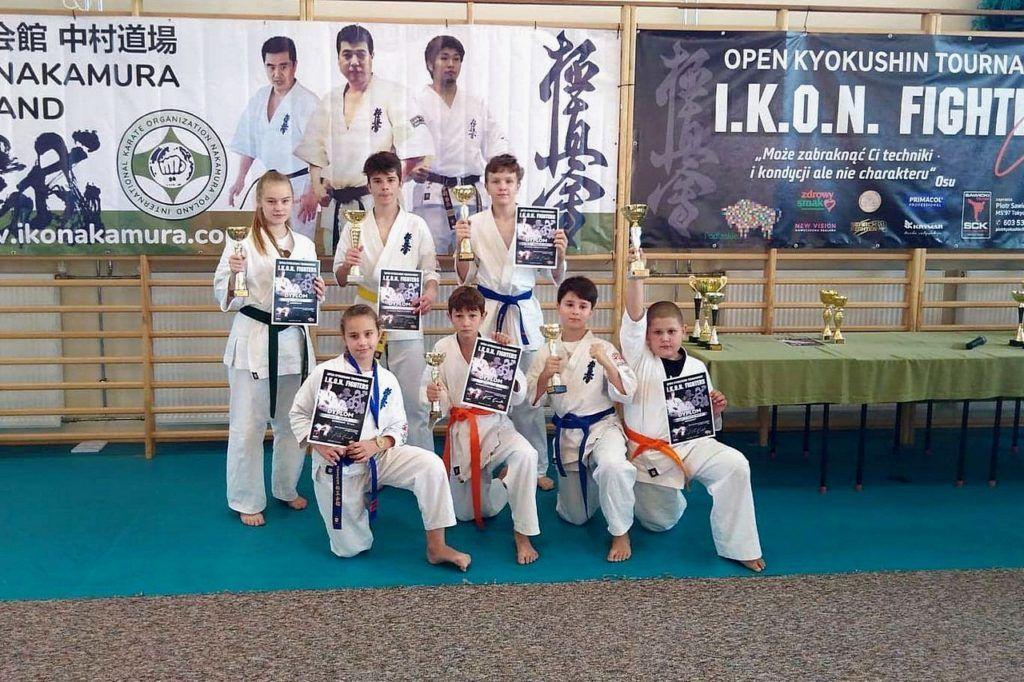 foto: Sukcesy naszych karateków - Bialystok3 1024x682