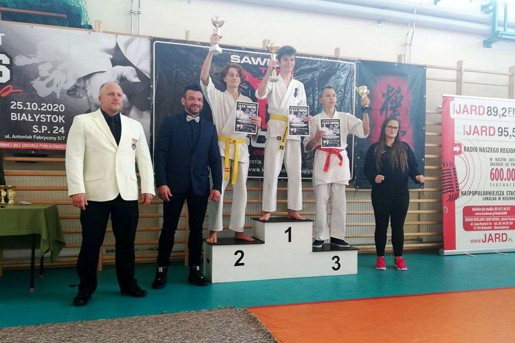 foto: Sukcesy naszych karateków - Bialystok4 1024x683
