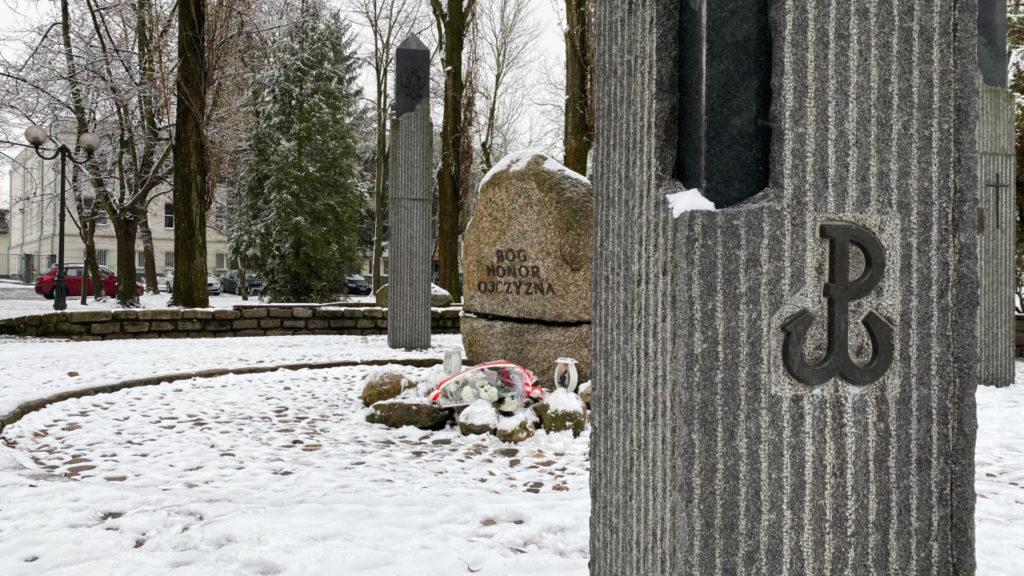 Obchody 39. rocznycy wprowadzenia stanu wojennego w Polsce