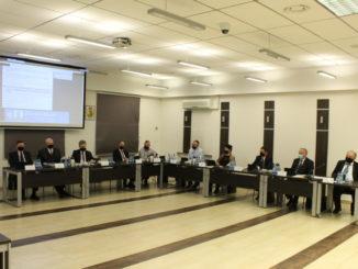 Rada Miejska podczas XIX sesji