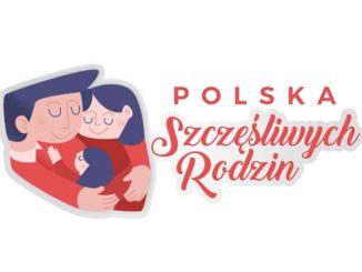 logo programu Polska Szczęśliwych Rodzin