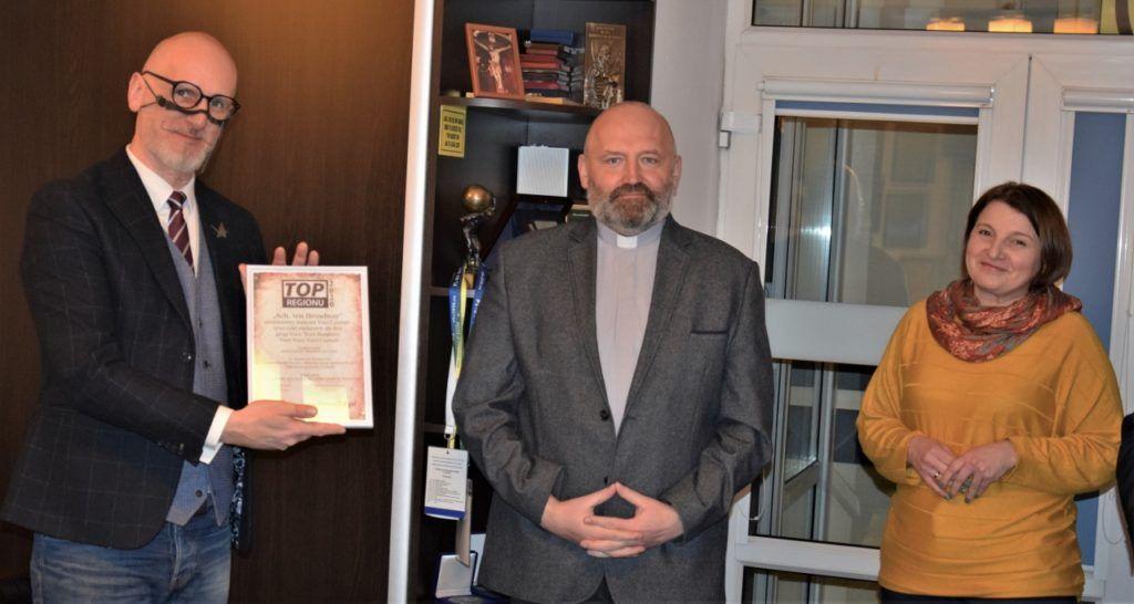 foto: SOK laureatem TOP REGIONU 2020! - 11 1 1024x546