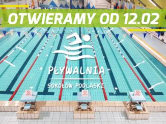 Otwarcie Pływalni 12.02.2021