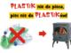 Plastik nie do pieca, piec nie do plastiku - okładka