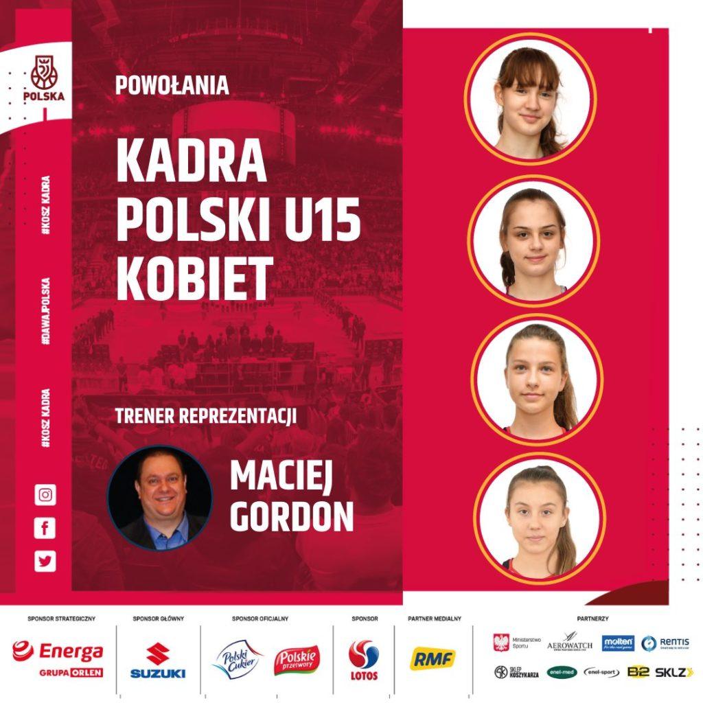Adamczuk / Dmowska / Paradowska / Mazurek koszkadra 04.2021