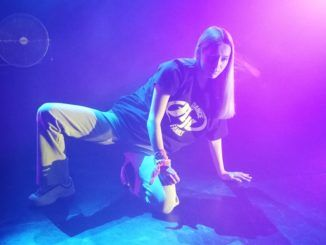 zdjęcie przedstawiające tancerza
