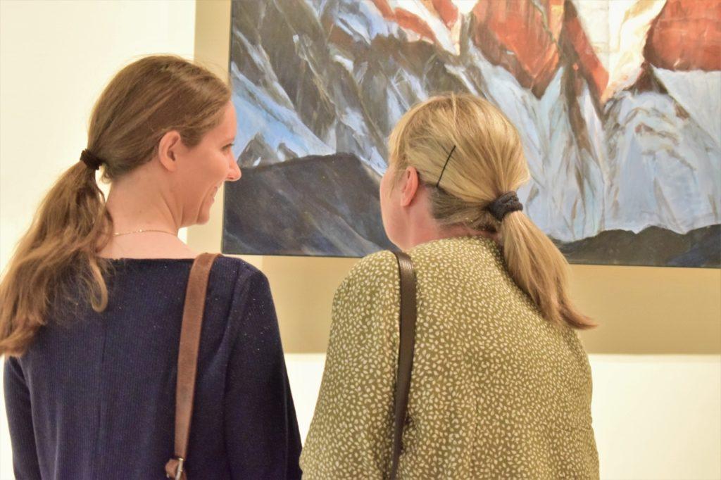 """foto: """"Wybrałem góry"""" - wystawa Ryszarda Kowalewskiego w Galerii DOM - DSC 0136 1280x853 1 1024x682"""