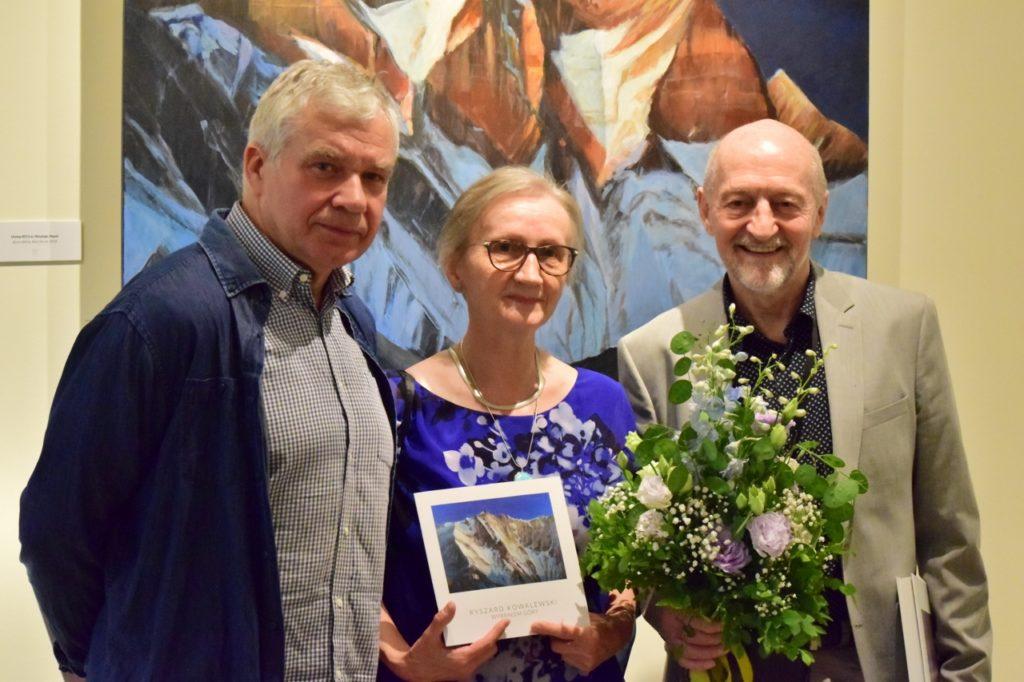 """foto: """"Wybrałem góry"""" - wystawa Ryszarda Kowalewskiego w Galerii DOM - DSC 0184 1280x853 1 1024x682"""