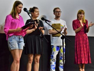 zdjęcie grupy osób organizatorów akcji