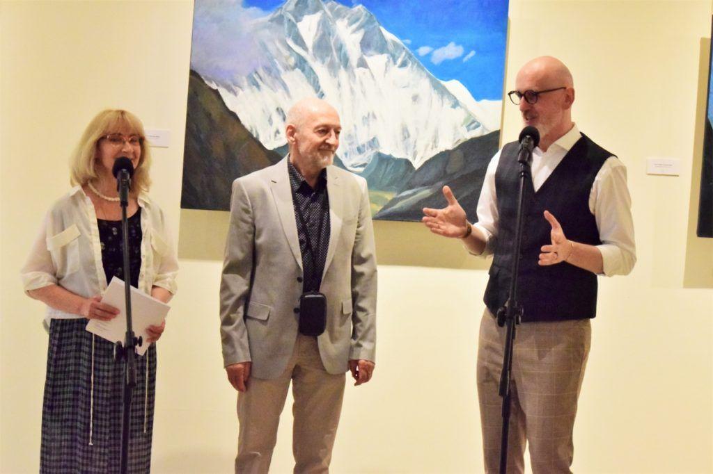 """foto: """"Wybrałem góry"""" - wystawa Ryszarda Kowalewskiego w Galerii DOM - DSC 0031 1280x853 1 1024x682"""