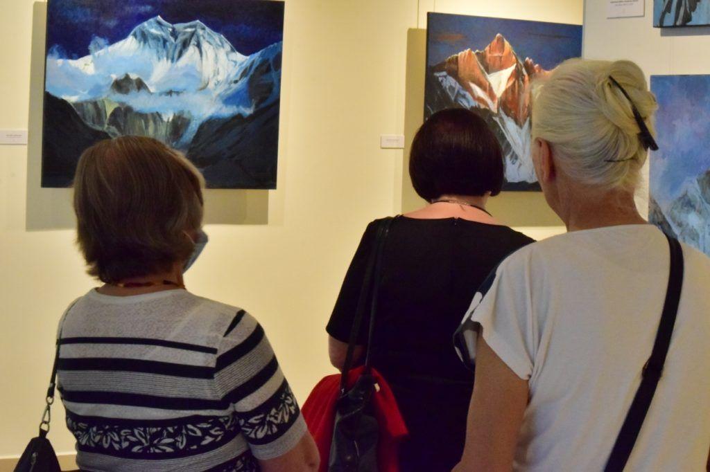 """foto: """"Wybrałem góry"""" - wystawa Ryszarda Kowalewskiego w Galerii DOM - DSC 0049 1280x853 2 1024x682"""