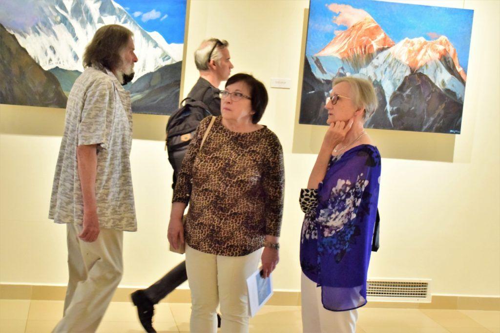 """foto: """"Wybrałem góry"""" - wystawa Ryszarda Kowalewskiego w Galerii DOM - DSC 0151 1280x853 1 1024x682"""