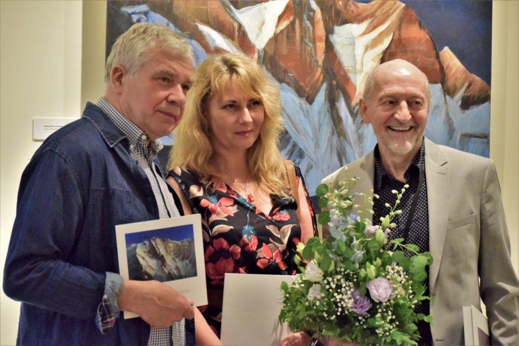 """foto: """"Wybrałem góry"""" - wystawa Ryszarda Kowalewskiego w Galerii DOM - DSC 0174 1280x853 1 1024x682"""