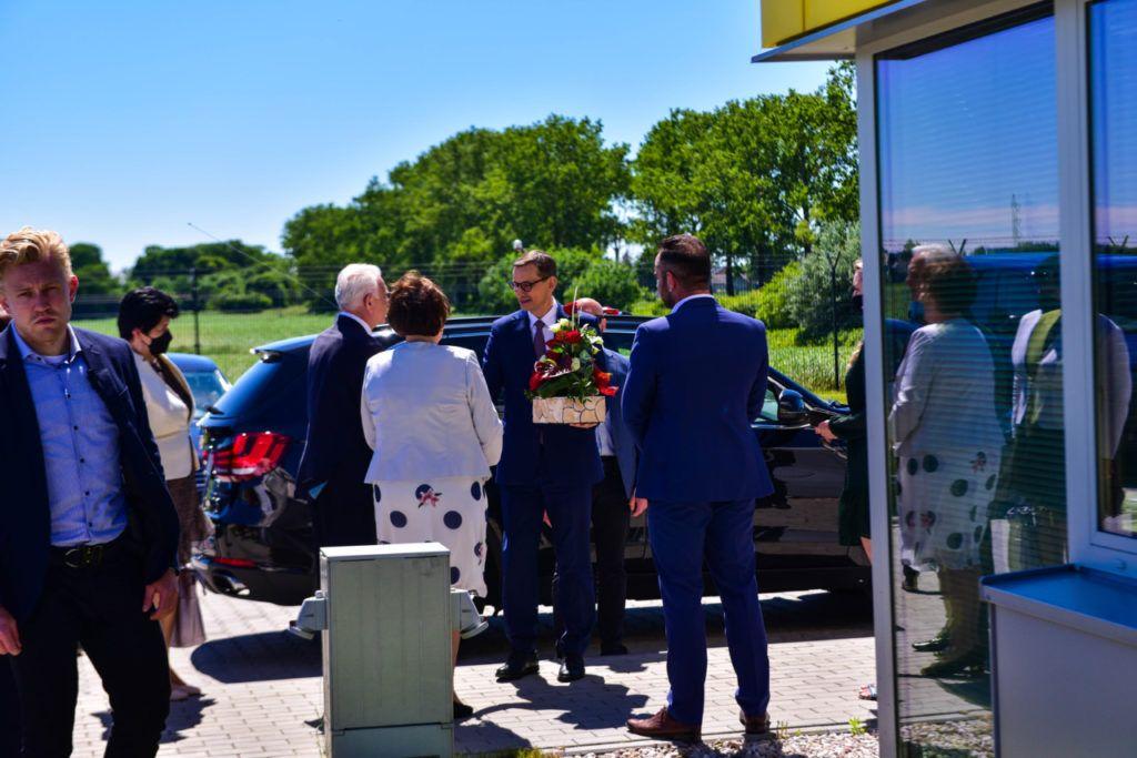 foto: Premier Mateusz Morawiecki odwiedził sokołowską bazę HEMS - DSC 0960 1024x683