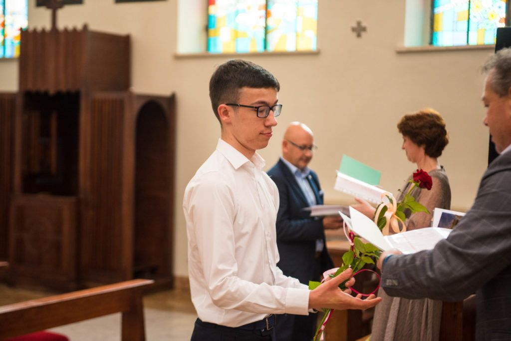 foto: Wyjątkowe zakończenie roku szkolnego w Zespole Szkół Salezjańskich - DSC 1074 1024x683