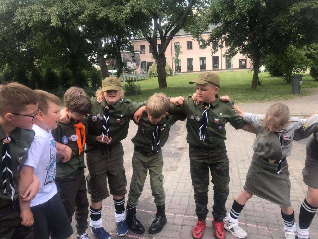 """foto: """"Nie ma MOCNYCH"""" 37. Zlot Hufca ZHP Sokołów Podlaski - received 517474986043092 1024x768"""