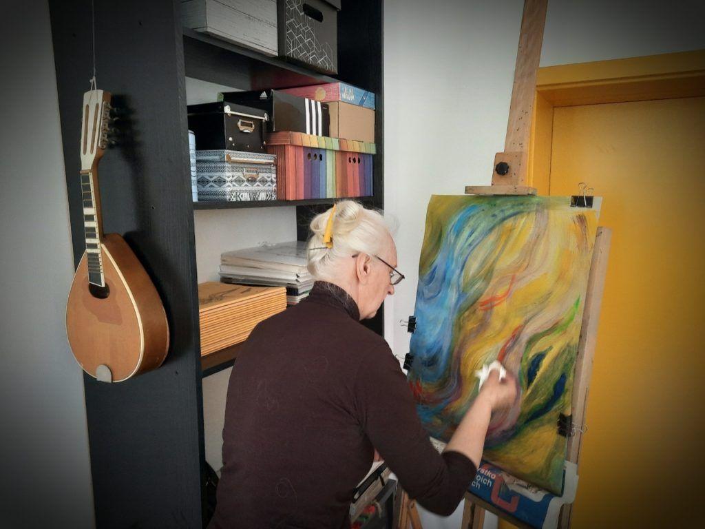 foto: Malowany Jazz-twórcze działania międzypokoleniowe - 01 1 1024x768