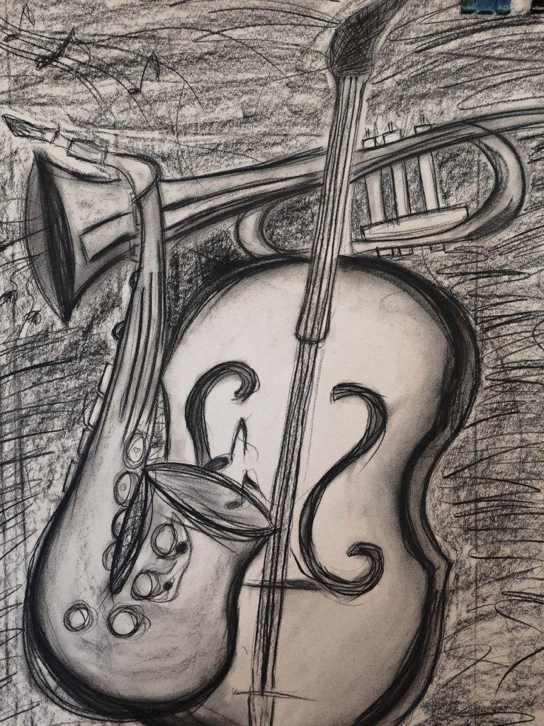 foto: Malowany Jazz-twórcze działania międzypokoleniowe - 37 1 768x1024