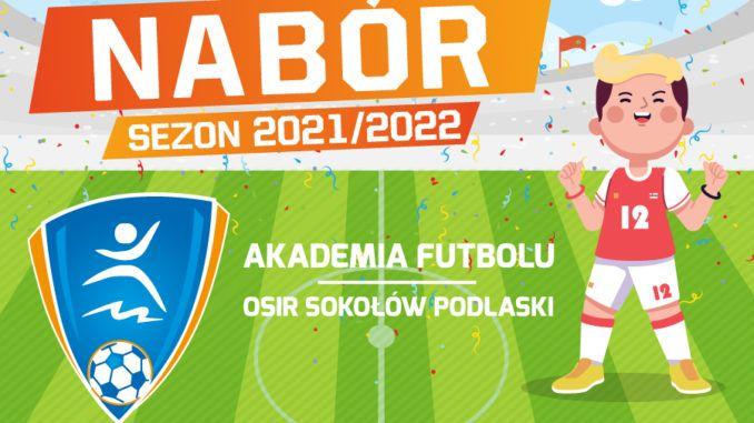 Nabor do Akademii Futbolu OSIR 21_22