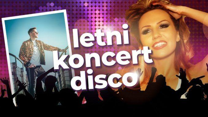 Letni Koncert Disco 2021