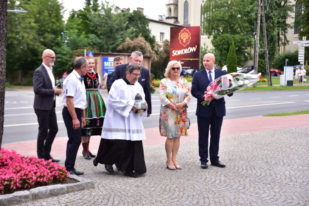 foto: VI. rocznica ogłoszenia św. Rocha patronem miasta - DSC 1938 1024x683