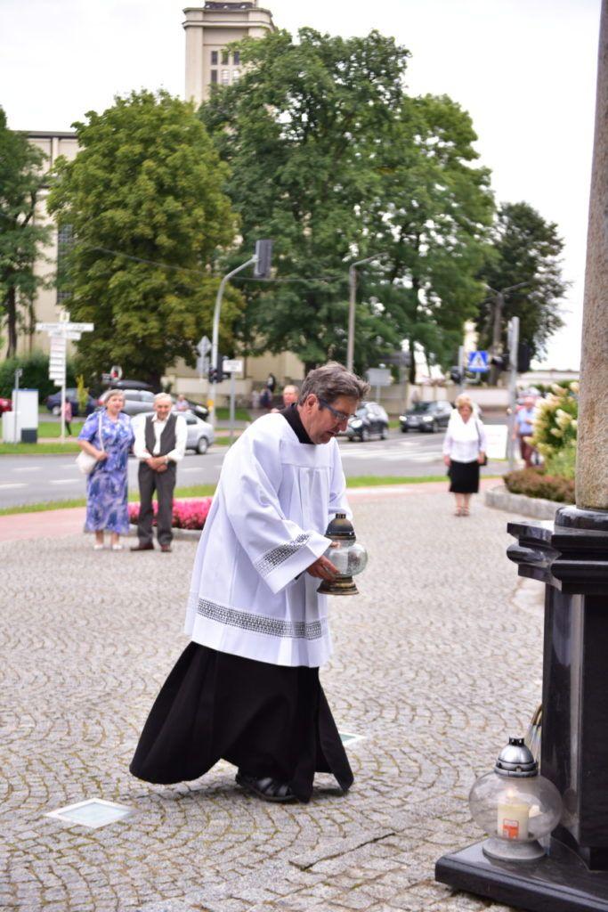 foto: VI. rocznica ogłoszenia św. Rocha patronem miasta - DSC 1944 683x1024