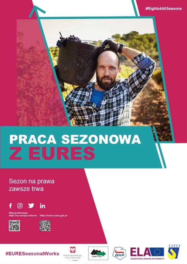 foto: Prawa pracowników sezonowych w UE 2021 - Plakat 1 JPGE 724x1024