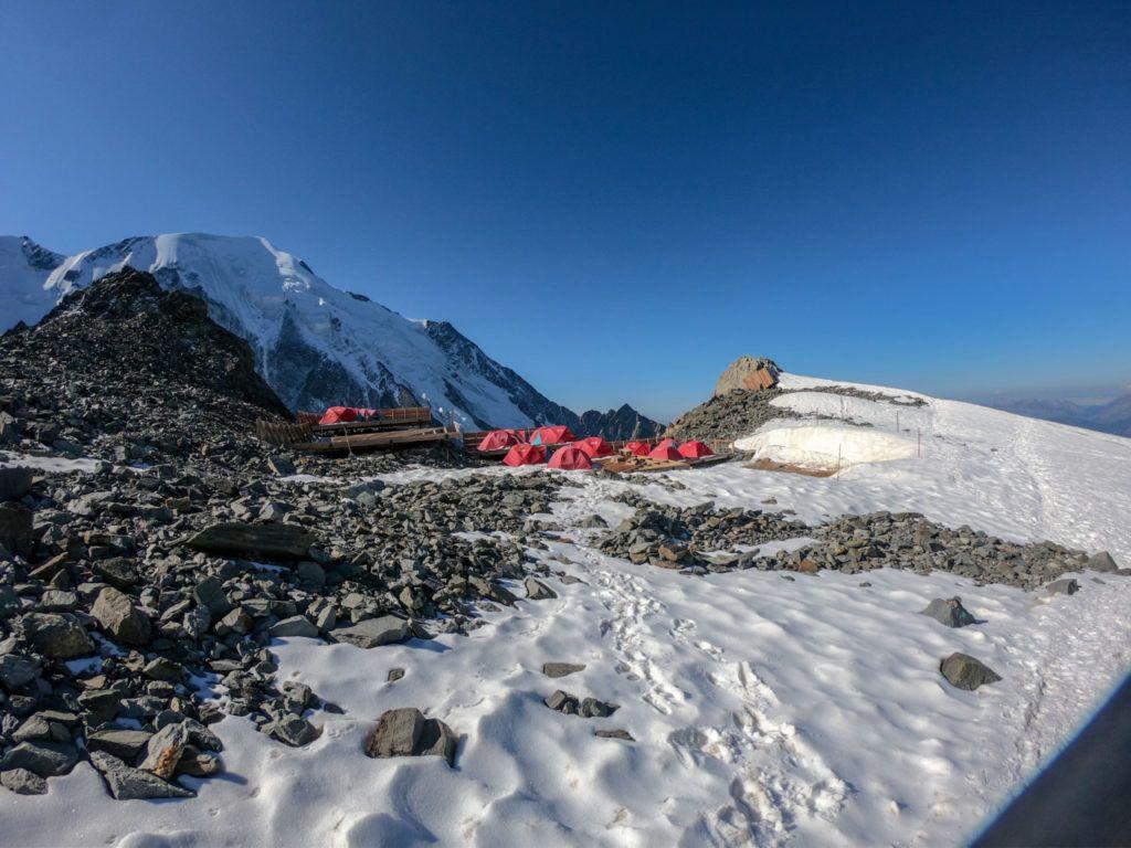 foto: Strażak z PSP Sokołów Podlaski zdobył Mont Blanc - 2 1024x768
