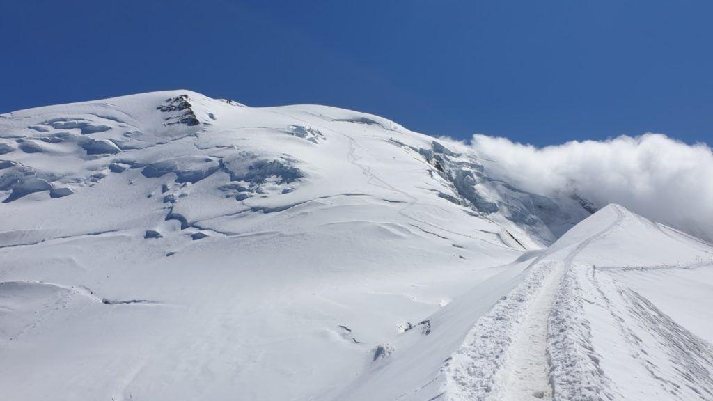 foto: Strażak z PSP Sokołów Podlaski zdobył Mont Blanc - 20210901 135252 1024x576