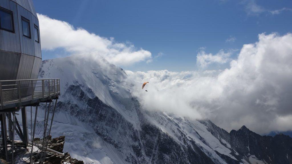 foto: Strażak z PSP Sokołów Podlaski zdobył Mont Blanc - 20210901 152621 1024x576