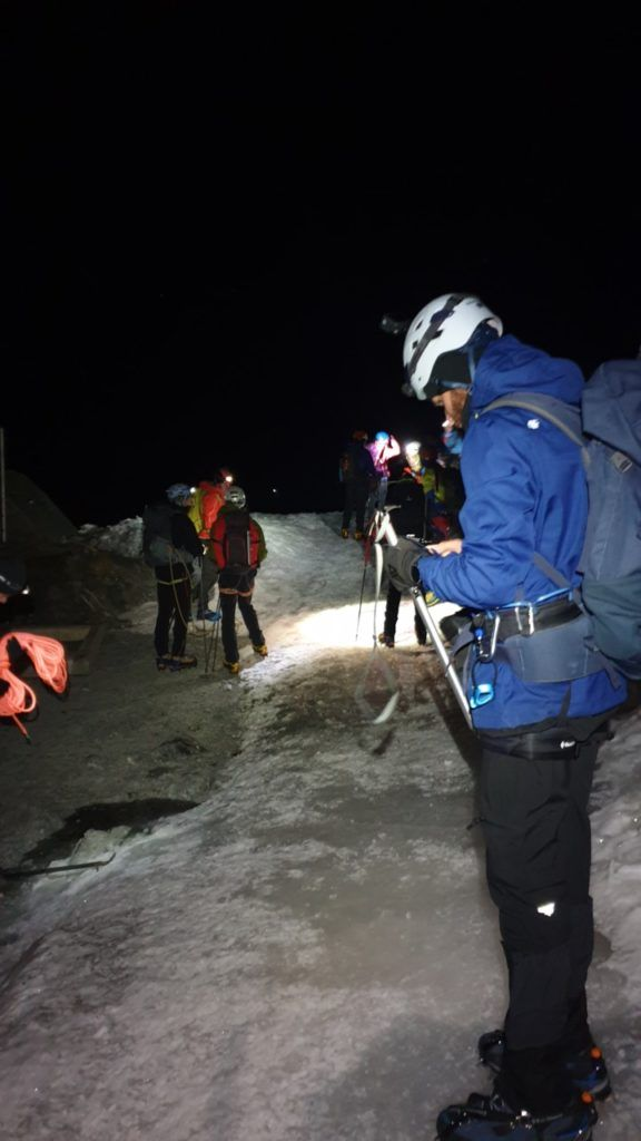 foto: Strażak z PSP Sokołów Podlaski zdobył Mont Blanc - 20210902 031853 576x1024