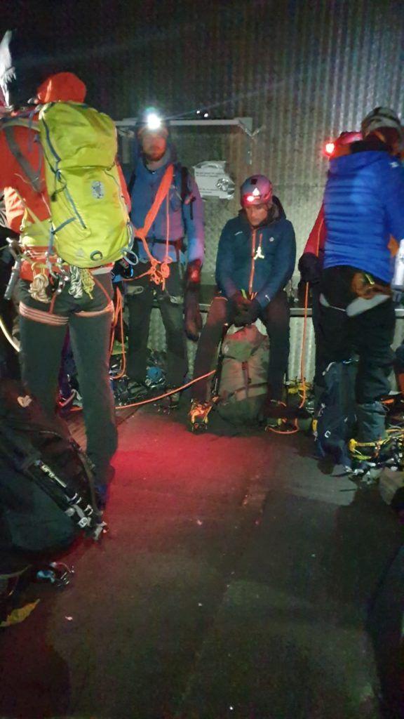 foto: Strażak z PSP Sokołów Podlaski zdobył Mont Blanc - 20210902 052545 576x1024