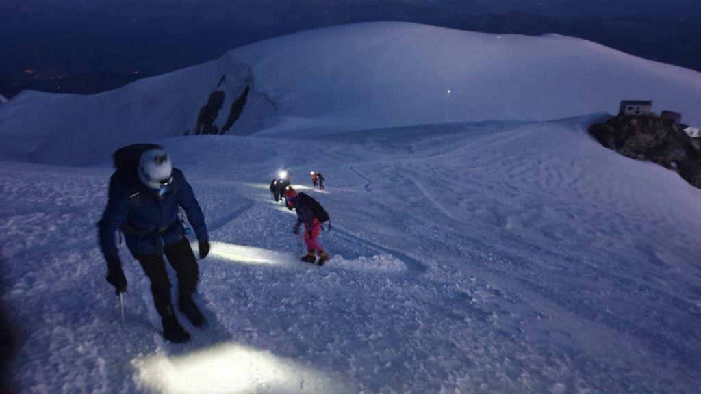 foto: Strażak z PSP Sokołów Podlaski zdobył Mont Blanc - 20210902 061823 1024x576