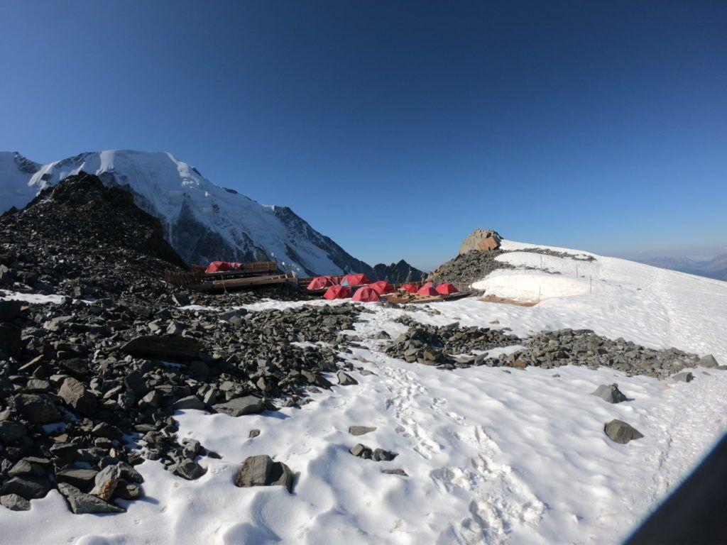 foto: Strażak z PSP Sokołów Podlaski zdobył Mont Blanc - GOPR6230 1024x768