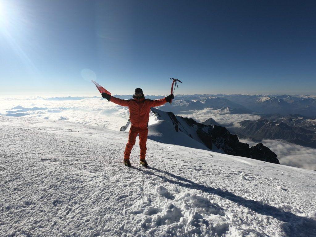 foto: Strażak z PSP Sokołów Podlaski zdobył Mont Blanc - GOPR6286 1024x768