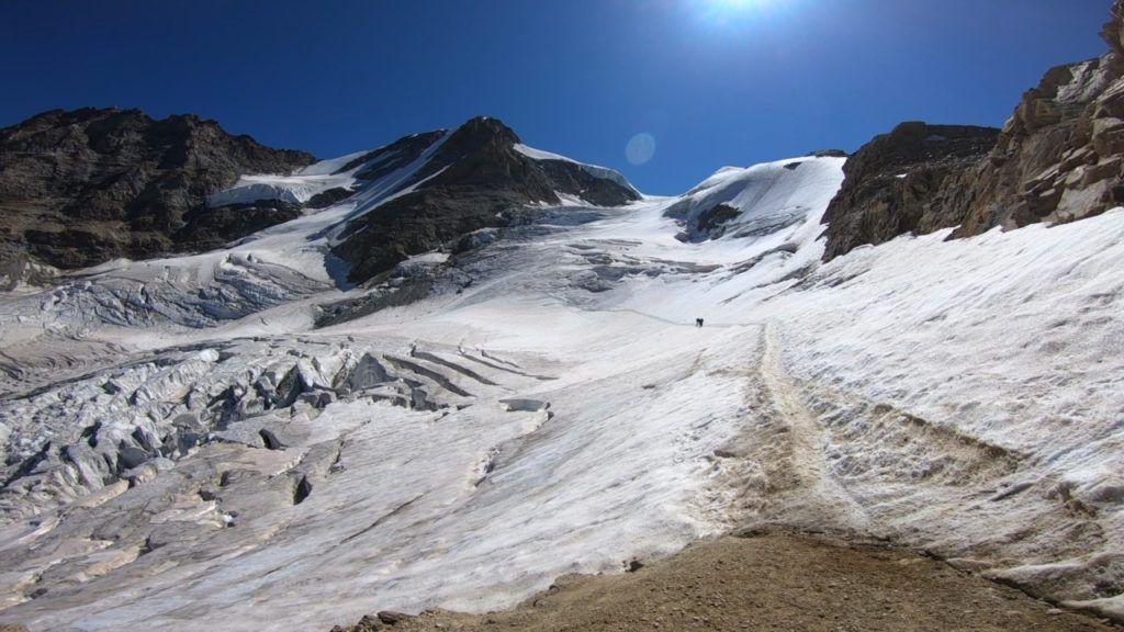 foto: Strażak z PSP Sokołów Podlaski zdobył Mont Blanc - GX016178 1630253135394 1024x576