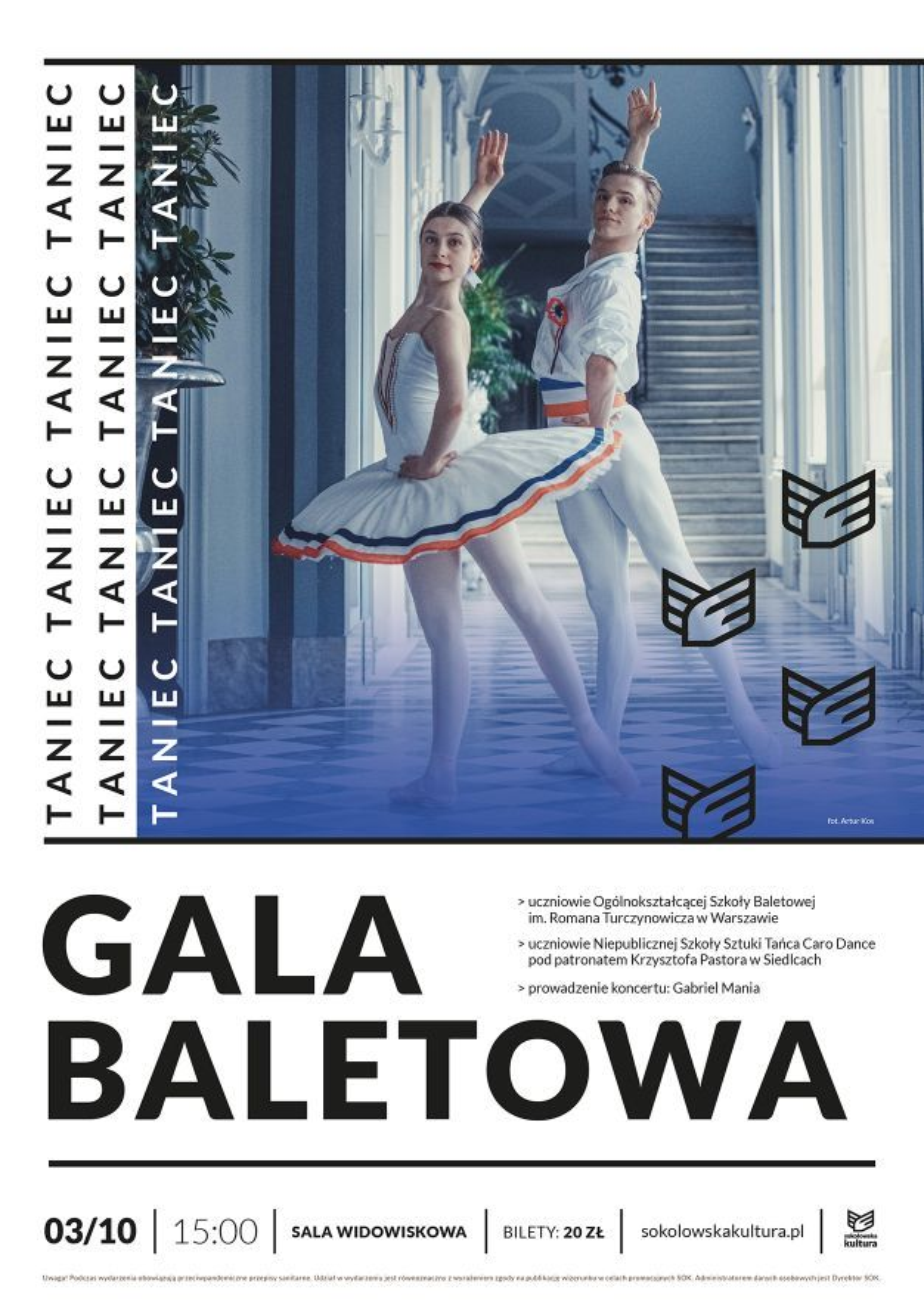 foto:  - gala baletowa